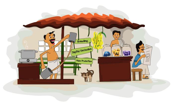 Makkani Productions - Best Advertising agency in Kerala